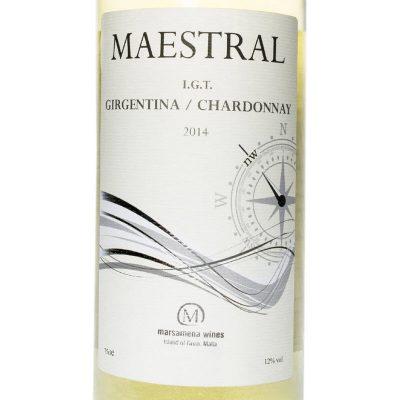 Maestral witte wijn